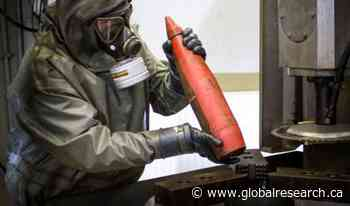The Geopolitical Deployment of Biological Weapons