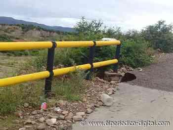 Concejal Sorich observa deterioro en la carretera a San Jacinto - elperiodico-digital.com