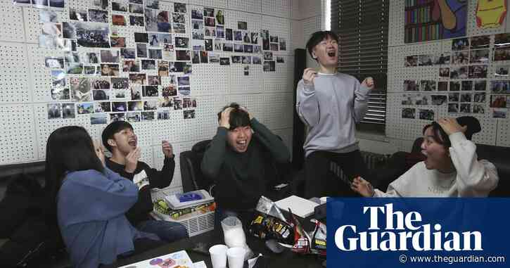 Parasite: Bong Joon-ho film's historic Oscars win celebrated in South Korea – video