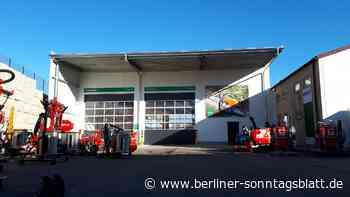 BayWa erhöht mit Investition Schlagkraft ihrer Werkstätte - Eröffnung Brackenheim! - Berliner-Sonntagsblatt