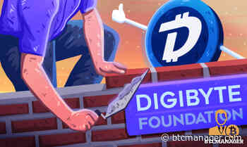 DigiByte (DGB) Blockchain Project Releases Details About Its Foundation - BTCMANAGER