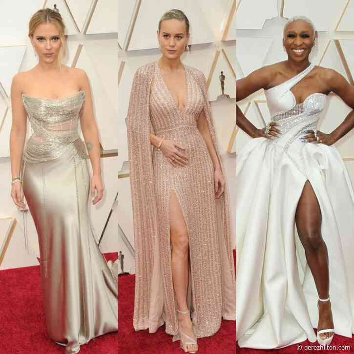 VOTE: Who Was Best Dressed At The 2020 Oscars??