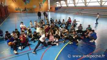 Portet-sur-Garonne. Les sportifs du collège Jules Vallès ont tiré la galette des rois - ladepeche.fr