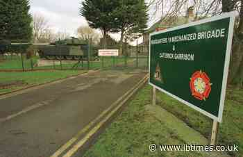Outrage sparks as decomposed body of soldier discovered at Catterick Garrison