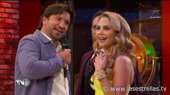 Kikín Fonseca e Israel Jaitovich compiten en batalla de rap por el amor de Ximena Córdoba - Las Estrellas TV