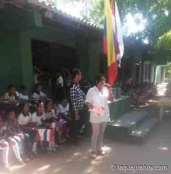Ladrones dejan sin computadores a estudiantes de plantel educativo en Fonseca - La Guajira Hoy.com