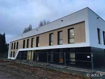 Le pôle de santé de Bois-Guillaume, près de Rouen, inauguré après sept mois de travaux - Normandie Actu