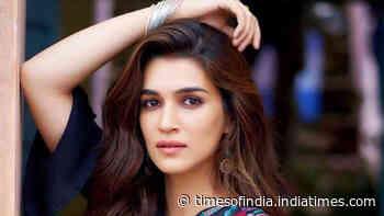 Kriti Sanon to kick start second schedule of 'Mimi' in Jaipur