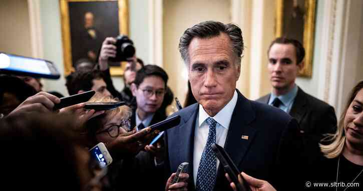 Mitt Romney is a 'Judas' to many Republicans. But not in Utah.