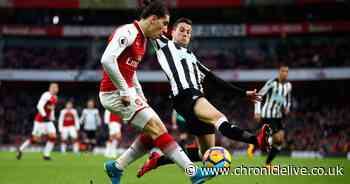 Arsenal star Hector Bellerin sends message to critics ahead of Newcastle United clash