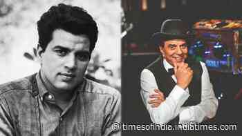 Dharmendra opens up about struggles from early days in Mumbai, says he used to sleep in a garage