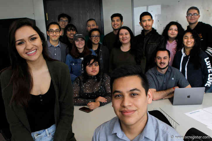 Could financial challenges turn Cal State Fullerton's daily newspaper into a weekly?