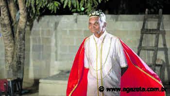 Morador de 102 anos comanda tradicional festa de Ecoporanga no quintal de casa - A Gazeta ES