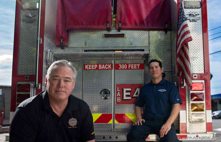 Fire captain fights for cancer awareness among ranks, but it's a battle with a sooty tradition