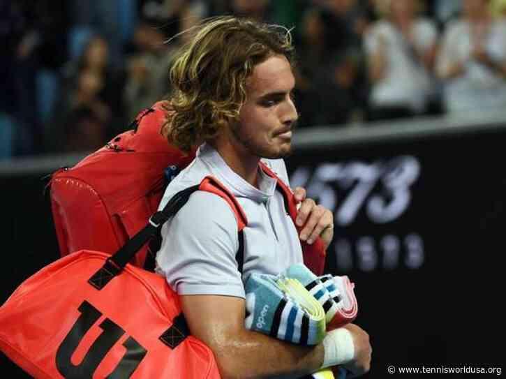 ATP Rotterdam: Stefanos Tsitsipas e Nenad Zimonjic suffer bad loss in team debut