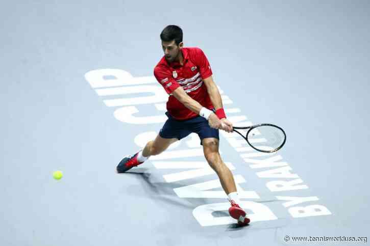 Novak Djokovic draws perfect Davis Cup player, including Rafael Nadal, Nick Kyrgios
