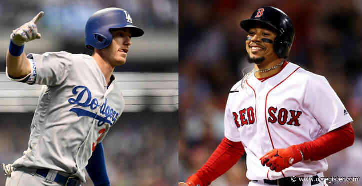 Dodgers 2020 spring training preview: outfield