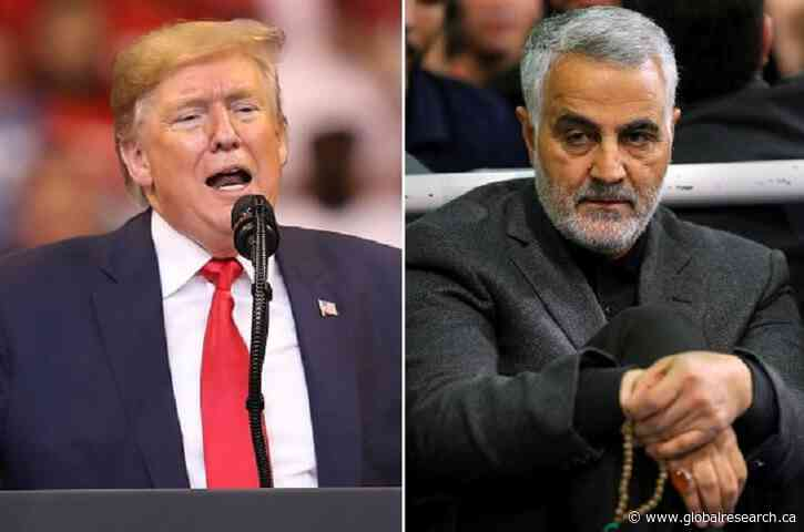 'Bombshell': Iraqi Officials Say ISIS —Not Iran— Likely Behind Rocket Attack Trump Used to Justify Soleimani Assassination