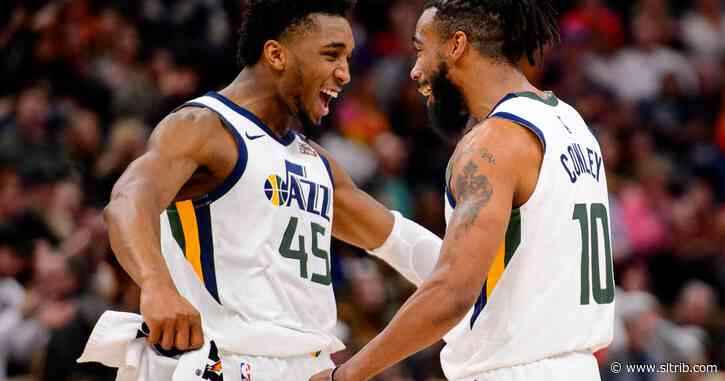 Utah Jazz's Donovan Mitchell, Mike Conley among 44 finalists for the Olympic team