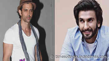 Hrithik Roshan or Ranveer Singh: Who will play the lead role in 'Karthi' Hindi remake?