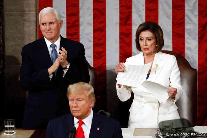 Democrats ignore Trump's real violations
