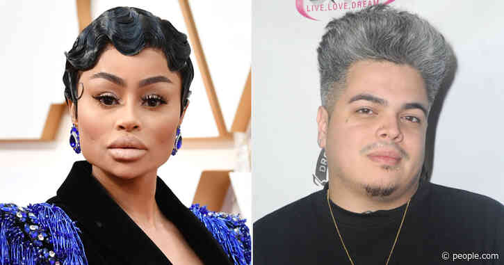 Blac Chyna Attended the Oscars as Music Producer Christopher Trujillo's Plus-One