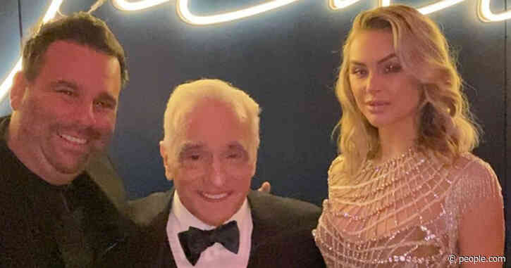 Vanderpump Rules' Lala Kent Attends 2020 Oscars Afterparty with Fiancé Randall Emmett and Martin Scorsese