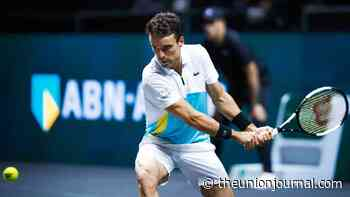 Roberto Bautista Agut Overcomes Fucsovics Test In Rotterdam | ATP Tour - The Union Journal