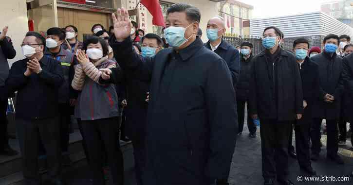 China slowly starting to reopen during coronavirus
