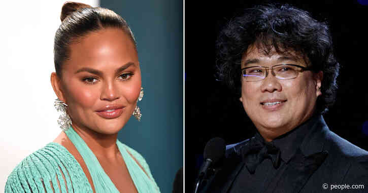 Chrissy Teigen Mocks Troll Who Criticized Bong Joon Ho at Oscars: 'Your Family Is Embarrassed'