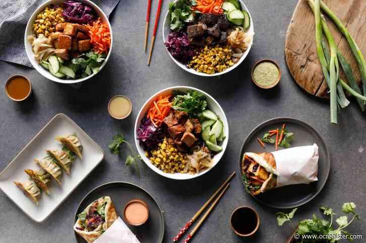 5 don't miss menu items at Asian Street Eats in Downtown Disney