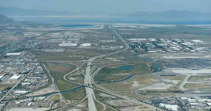 Salt Lake City Sen. Luz Escamilla proposes new inland port legislation