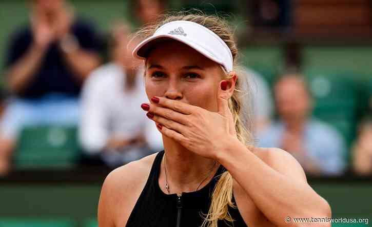 Caroline Wozniacki: I think I hate losing more than I love to win