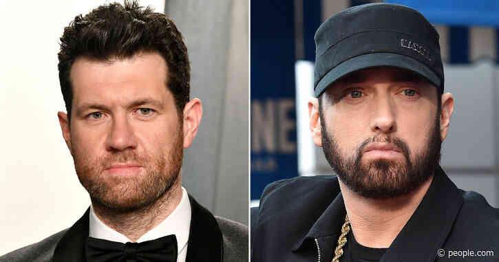 Lion King Star Billy Eichner Slams Eminem's Oscars Performance, Citing Past Homophobic Lyrics