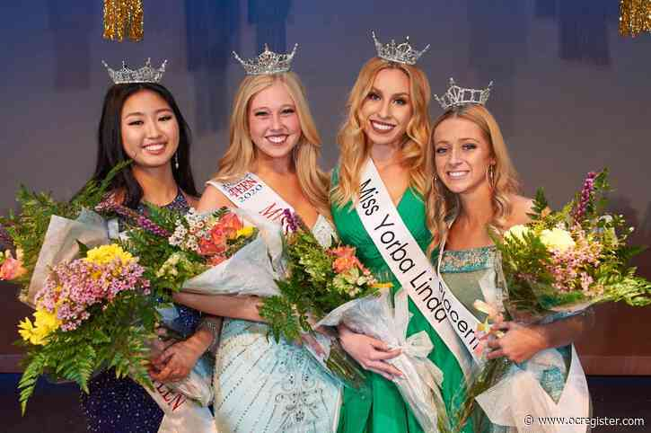 Crowned: Meet the 2020 Miss Placentia and Miss Yorba Linda