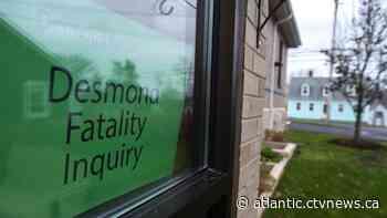 Lionel Desmond had complex mental health issues, psychiatrist tells fatality inquiry