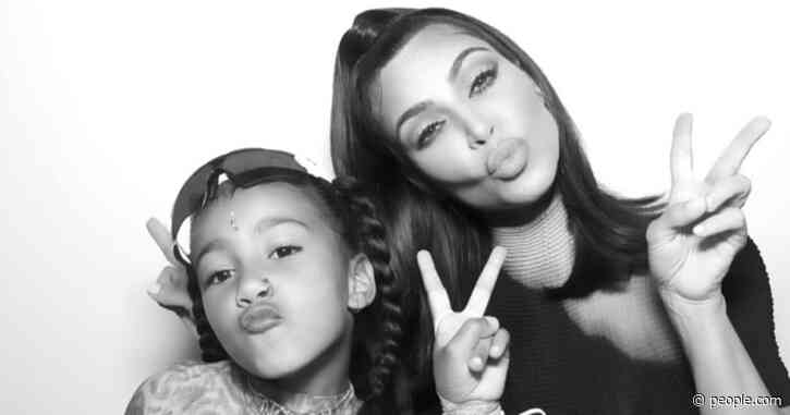 Kim Kardashian Says Daughter North, 6½, Is on TikTok — But She's 'Not Allowed to Post'