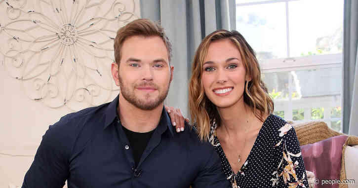 Kellan Lutz's Wife Says Emotions Are 'All Over the Place' After Losing Baby at Six Months Along