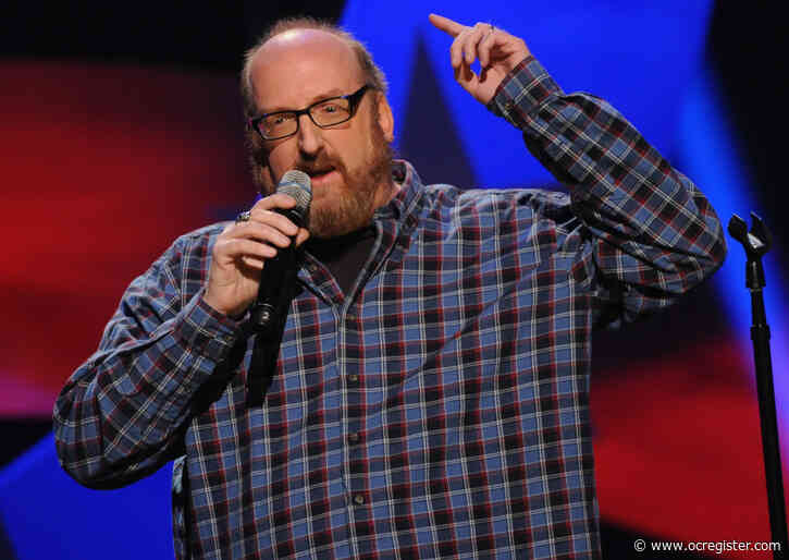 Comic Brian Posehn offers the gift of metal for Valentine's Day, talks 'Mandalorian'