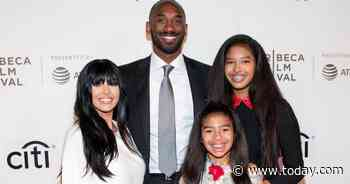 Vanessa Bryant: 'My brain refuses to accept' Kobe and Gianna are gone