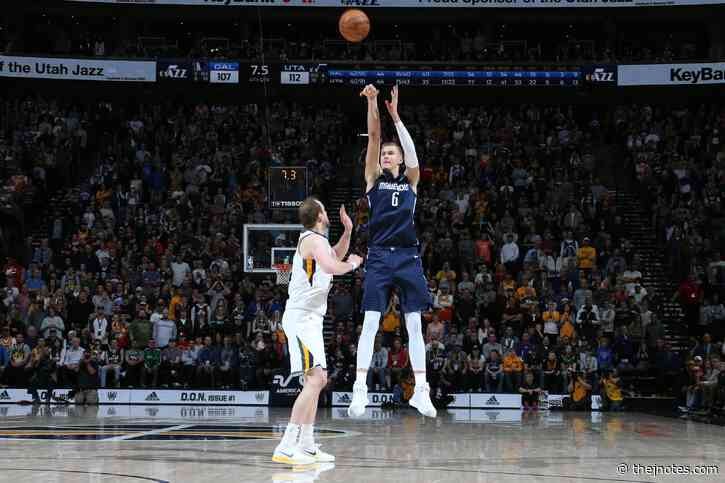 Game Thread: Utah Jazz must contain The Unicorn on back-to-back