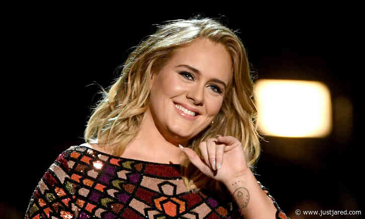 Adele Poses in Rare Appearance at Beyonce & Jay-Z's Oscars 2020 Party - See the Pic!