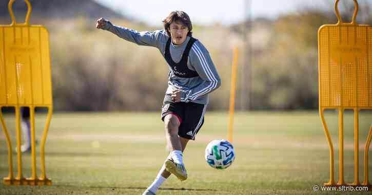 RSL promotes an academy forward to the pro squad