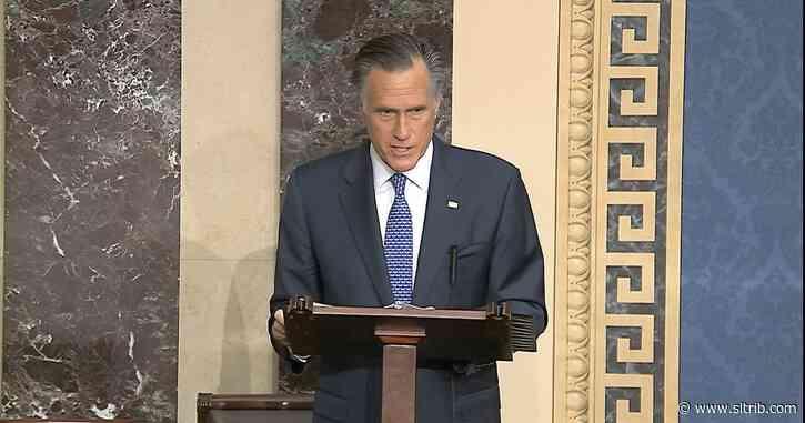 Robin Campbell: Sen. Mitt Romney's courage speaks well of his faith