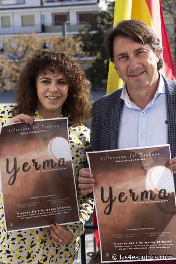 La obra 'Yerma' de Federico García Lorca se representará en Villanueva del Trabuco el próximo mes de marzo - Las 4 Esquinas