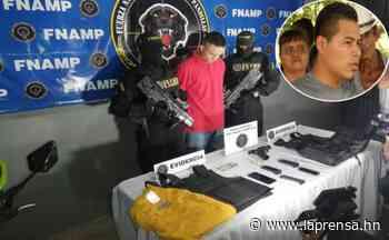 Capturan al presunto asesino de un dirigente de patronato en Villanueva - La Prensa de Honduras