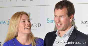 Queen's favourite grandson Peter Phillips 'splits from wife Autumn'