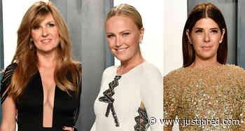 Connie Britton, Malin Akerman, & Marisa Tomei Arrive in Style for Vanity Fair Oscar Party 2020 - Just Jared