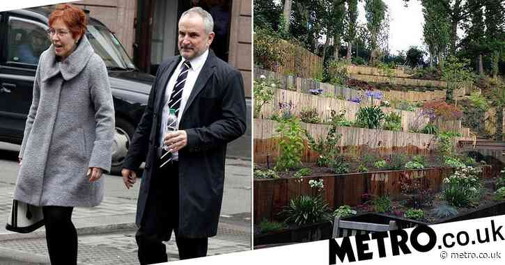 Couple must pay architect friend £1,000,000 after suing her over free advice on garden