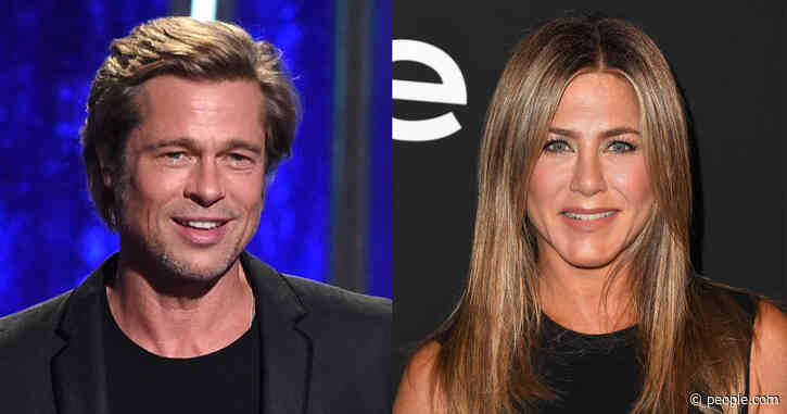 Brad Pitt and Jennifer Aniston Attended the Same Oscars Party After His Major Win